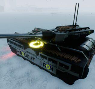 UMBREON - Serperior Heavy Tank Mod for Brick Rigs