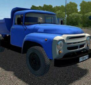 Zil 130 Pack Mod for City Car Driving v.1.5.9