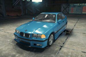 This mod adds BMW M3 E36 to the Car Mechanic Simulator 2018.
