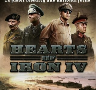 2x faster research and national focus Mod for Hearts of Iron IV [HOI4 Mods]