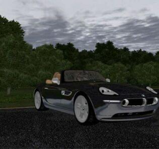 BMW Z8 2002 Mod for City Car Driving v.1.5.9