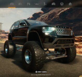 Bolthorn Grand Mojave Croc Hunter Mk I Mod for Car Mechanic Simulator 2021