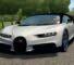 Bugatti Chiron 2018 Mod for City Car Driving v.1.5.9