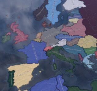 Calm Before the Storm Beta Mod for Hearts of Iron IV [HOI4 Mods]