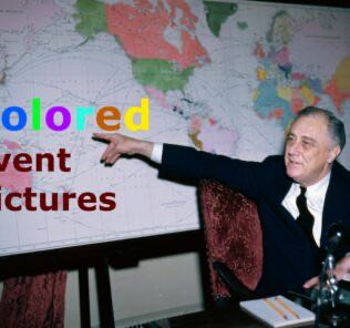 Colored Events Mod for Hearts of Iron IV [HOI4 Mods]