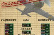 Coloured Air Force – Standard Mod for Hearts of Iron IV [HOI4 Mods]
