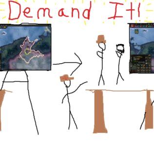 Demand It! Mod for Hearts of Iron IV [HOI4 Mods]