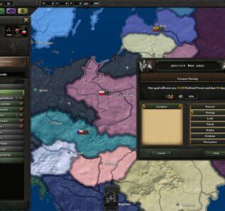 Fast Justification Mod for Hearts of Iron IV [HOI4 Mods]
