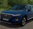 Hyundai Santa Fe 2019 Mod for City Car Driving v.1.5.9