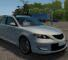 Mazda 3 1.6 Mod for City Car Driving v.1.5.9
