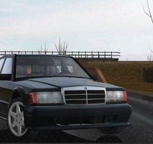 Mercedes-Benz 190E 2.5 16 Evolution II (W201) Mod for City Car Driving v.1.5.9