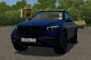 Mercedes-Benz GLE 450 2020 Mod for City Car Driving v.1.5.9