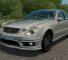 Mercedes-Benz W211 E55 AMG V2.0 Mod for City Car Driving v.1.5.9