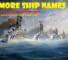 More Ship Names Mod for Hearts of Iron IV [HOI4 Mods]