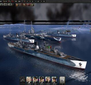 Naval Reskin – Paint the Guns Mod for Hearts of Iron IV [HOI4 Mods]