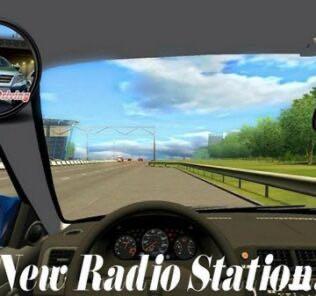 New Radio Stations V1.0 Mod for City Car Driving v.1.5.9