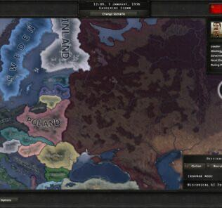 Russia Reworked Mod for Hearts of Iron IV [HOI4 Mods]