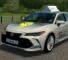 Toyota Avalon 3.5 2019 (Yandex Taxi) Mod for City Car Driving v.1.5.9