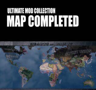 *UMC* Map Mod Mod for Hearts of Iron IV [HOI4 Mods]