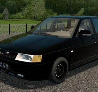 Vaz 21124 2007 Mod for City Car Driving v.1.5.9